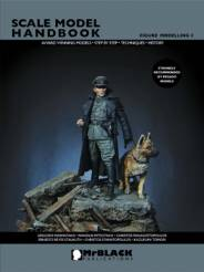 Mr. Black Scale Model Handbook Figure Modeling 3