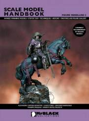 Mr. Black Scale Model Handbook Figure Modeling 2