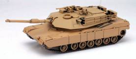 M1A1 Tank; Operated Model Kit