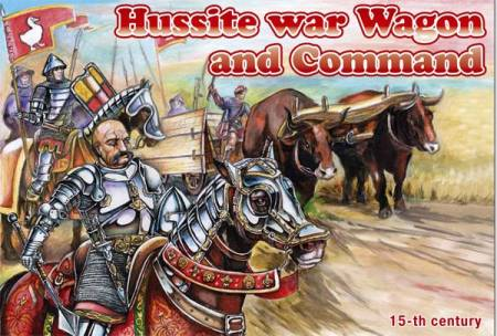 Hussite War Wagon and Command