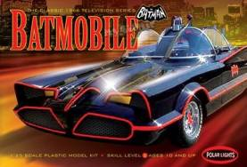 Classic 1966 TV Show Batmobile