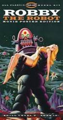 Forbidden Planet Robby the Robot & Altaira