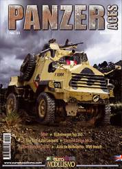 Armor Models-Panzer Aces Magazine Issue 33