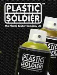 Plastic Soldier Company Warsprays: Tank Spray-  British