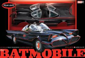 Classic 1966 TV Batmobile (Snap Kit)