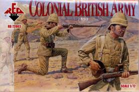 Colonial British Army