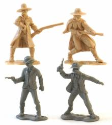 Bounty Hunters and Pinkerton Detectives
