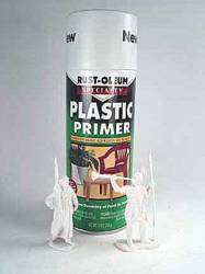 Rust-Oleum Specialty Plastic Primer - Perfect for Soft Plastic Figures