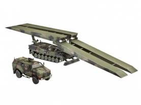 Biber Bridgelayer & Dingo 1 Vehicle- Re-Issue