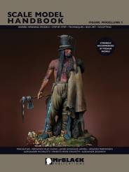 Mr. Black Scale Model Handbook Figure Modeling 5