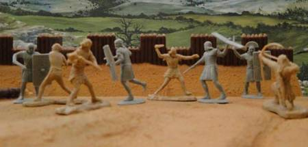 Romans & Barbarians Add-On Set