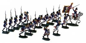 Napoleonic: French Voltigeurs (16 pcs.)