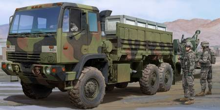 US Cargo Truck M1083 FMTV - Family Medium Tactical Vehicle