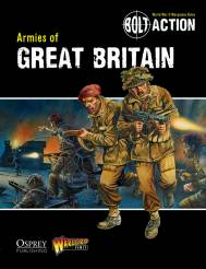 Bolt Action Rulebook Supplement: Armies of Great Britain