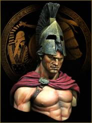 Sparta - Battle of Thermopylae 480 B. C.