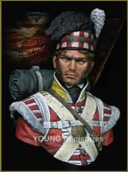 The 92nd Gordon Highlanders - Waterloo 1815