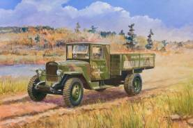 WWII Soviet Light Truck  ZIS-5 Re-issue