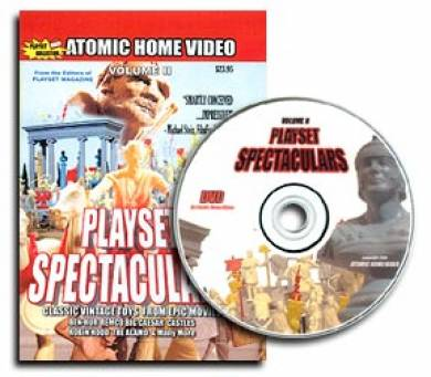 Volume II: The Playset Spectaculars DVD