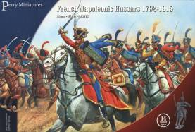 Perry Miniatures Napoleonic British Hussars