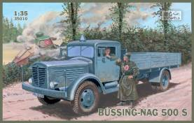 Bussing-Nag 500S Stake Body Truck