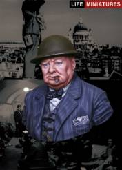 Never Surrender - British Prime Minister Winston Churchill