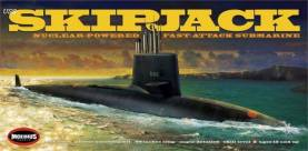 Nuclear-Powered Fast-Attack Submarine USS Skipjack