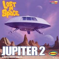 Lost in Space: Jupiter 2 Spaceship
