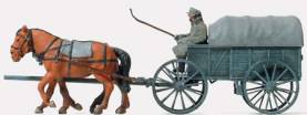 German Reich Horse Drawn Field Wagon 1939-45