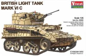 British Mk VI C Light Tank