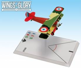 Wings Of Glory WWI Miniatures: Spad XIII (Madon)
