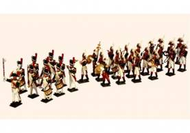Tradition Of London #089 The Band Of Imperial Guard Grenadiers 30 figure