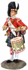 The Museum Collection: 78th Highland Regiment Drummer, 1870