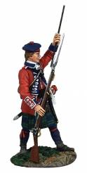 Clash of Empires: British 42nd Royal Highland Regiment Standing Ramming