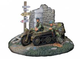 W Britain First Gear WWII Breakout Normandy 1944 #17638- OOP 1 Available