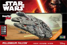 Star Wars The Force Awakens: Millennium Falcon (Snap Max)