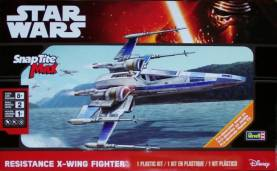 Star Wars The Force Awakens: Resistance X-Wing Fighter (Snap Max)