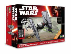 Star Wars The Force Awakens: First Order Special Forces Tie Fighter (Snap Max)