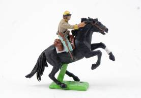 Britains Deetail ACW Mounted Confederate With Pistol
