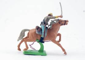 Britains Deetail ACW Mounted Confederate With Sword