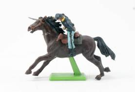 Britains Deetail ACW Mounted Union With Sword