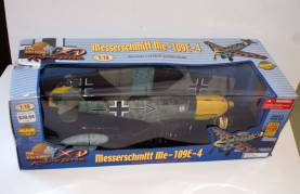 1/18 German ME-109E-4 #10000 XD NIB- OOP 1 Available
