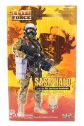 Blue Box Elite Force SASR Halo #21134 12 Inch Action Figure NIB 1 Available OOP