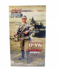 Blue Box Elite Force DAK Africa Corp #21137 12 Inch Action Figure NIB 1 Available OOP