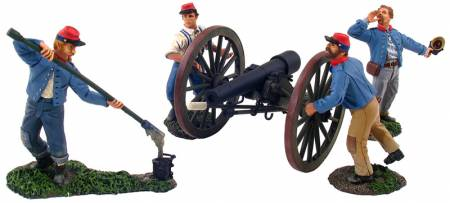 CONFEDERATE ARTILLERY SET NO.2, RETURN TO BATTER #31032-1 AVAILABLE OOP