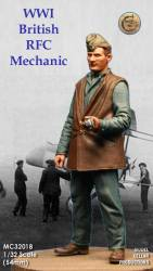 WWI British RFC Mechanic ONLY 1 AVAILABLE