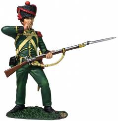 Nassau Grenadier Standing Tearing Cartridge 1815