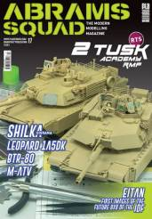 Abrams Squad: The Modern Modelling Magazine no. 17