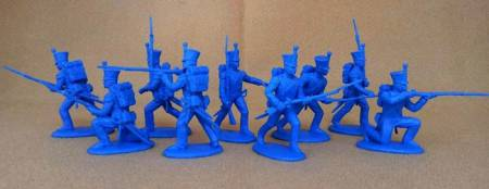French Grenadiers & Voltiguers