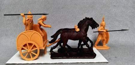 Wars of the Roman Empire - Galatian War Chariot