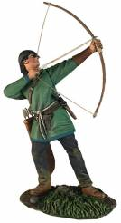 Saxon Archer No. 3 Arrow Loosed (Scotend)